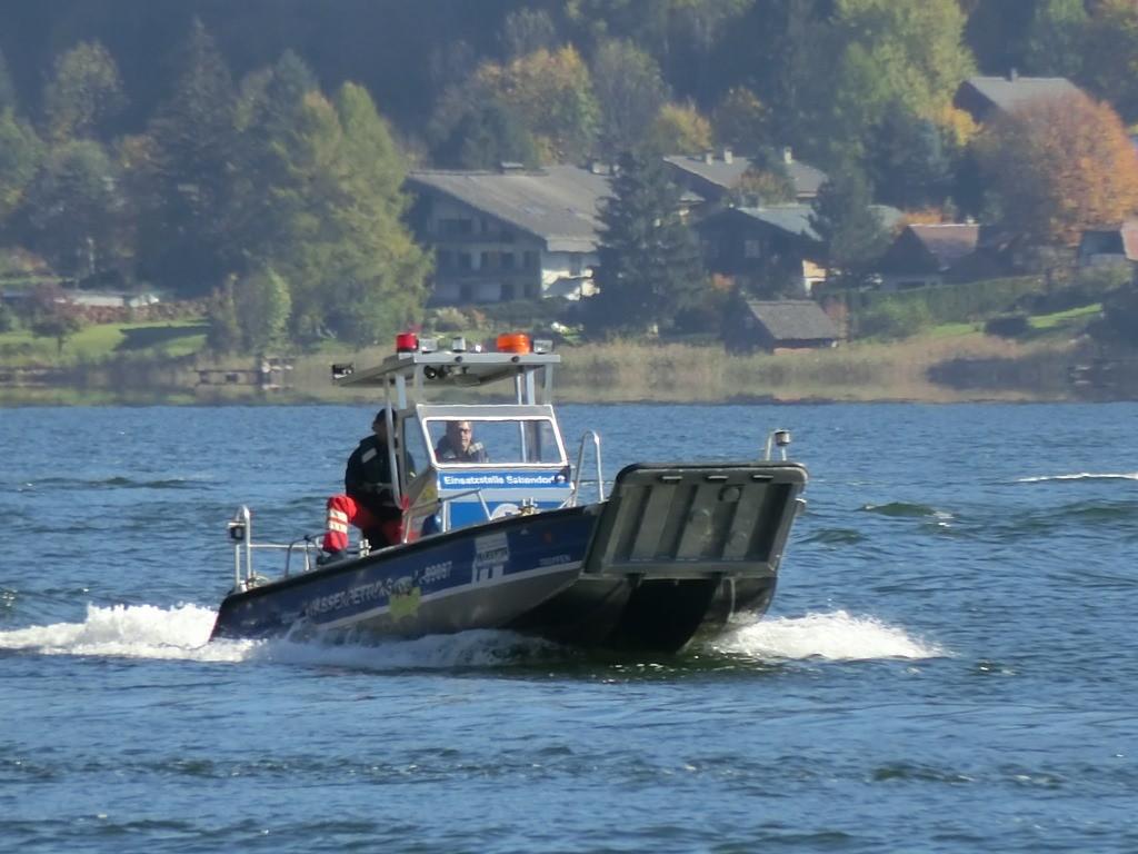 Bezirksfeuerwehrkommando Villach-Stadt Wasserdienst
