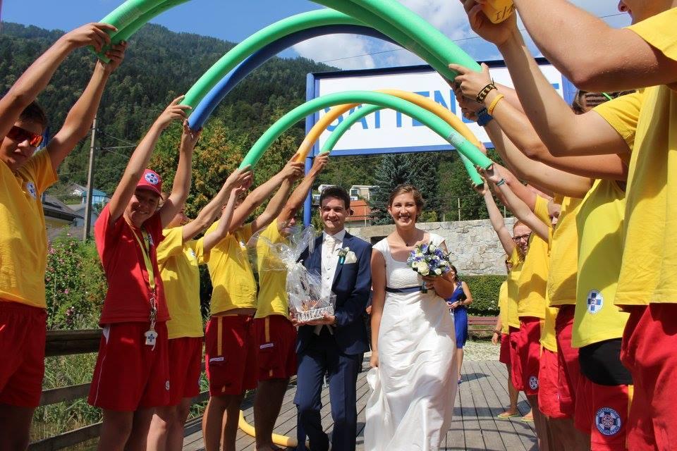 Hochzeit von Eva und Josef