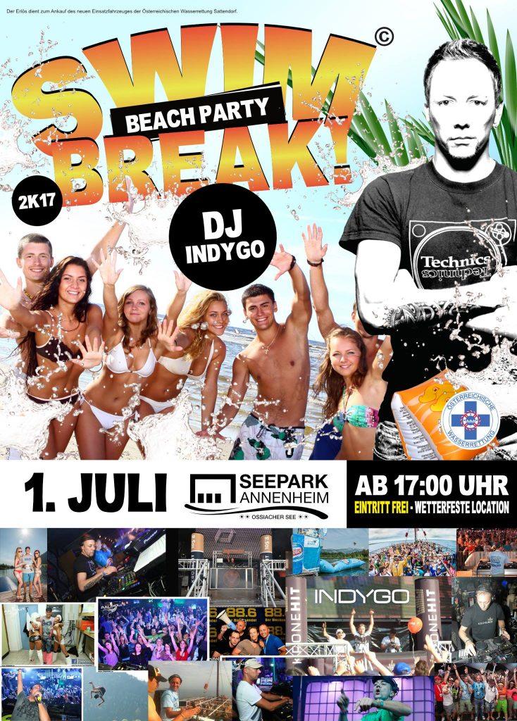 Swim-Break!