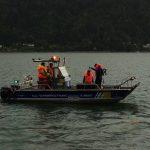 Boot mit Besatzung