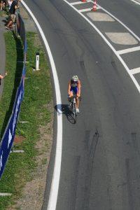 Iris Hauer Radfahren