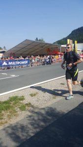 Markus Marinschek Laufstrecke